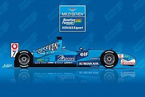 Formule 1 Nostalgie La B201, ultime Benetton de l'Histoire de la F1