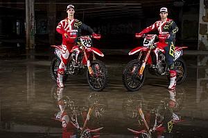 MXGP Noticias de última hora Honda irá sin pilotos de MXGP a la primera carrera del año