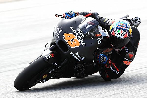 """MotoGP Miller: """"Tengo más control de la Ducati en tres meses que de la Honda en tres años"""""""