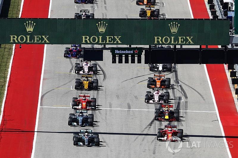 La Fórmula 1 evalúa hacer cambios en la formación de la parrilla