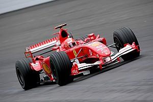 Formel 1 News Umfrage: Michael Schumacher bester Ferrari-Fahrer aller Zeiten