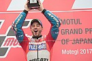 """Dovizioso: """"Márquez lo probó de una manera que era imposible"""""""
