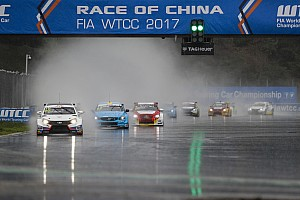 WTCC Breaking news Typhoon forces WTCC to move Japan qualifying to Sunday