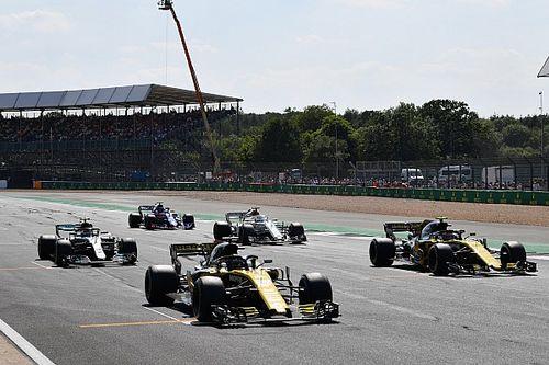 F1 2020: cambiate le regole sulla frizione. La partenza sarà più complessa