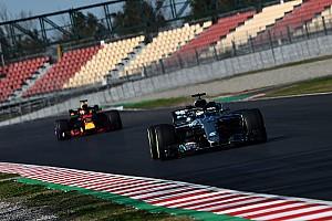 Formule 1 Actualités Vettel : Le rythme de course de Mercedes et Red Bull est trompeur