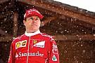 Forma-1 Räikkönen: