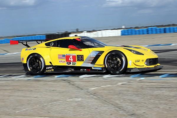 Corvette drivers positive for Sebring despite Daytona deficit
