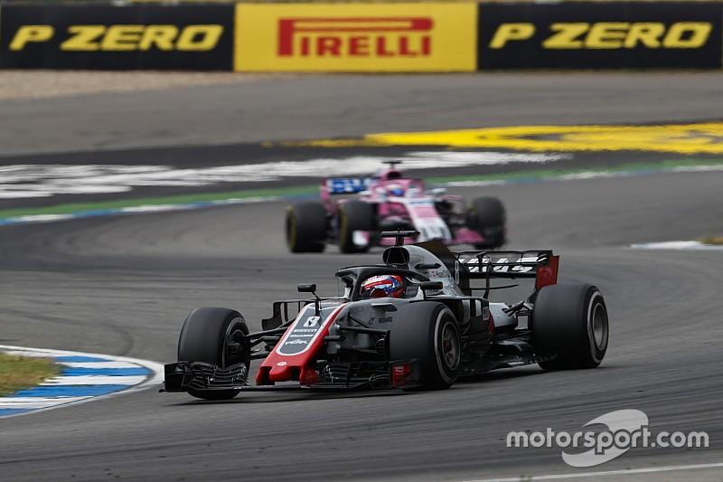 Mercedes customers can't complain about Ferrari gains - Haas
