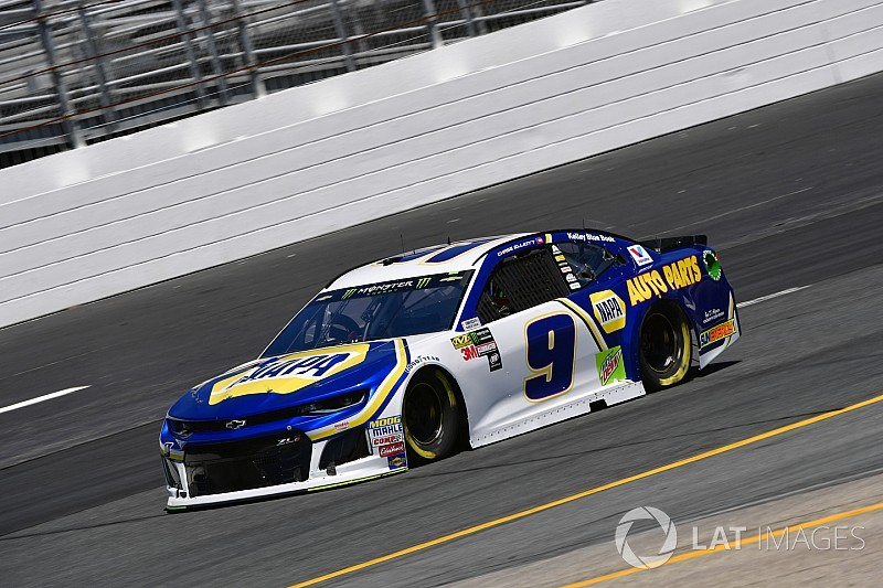 Chase Elliott earns his first stage win of season at New Hampshire