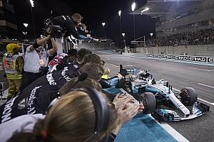 F1 Comentario La reflexión para el invierno tras la última carrera de la F1 2017