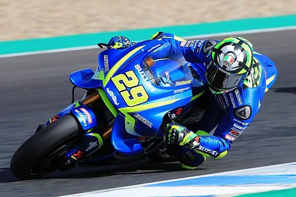 MotoGP-Test Jerez: Andrea Iannone am Mittwoch vorne