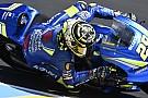 MotoGP Iannone, el más rápido en el test privado en Montmeló