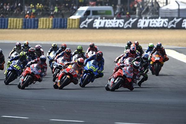 MotoGP Actualités La moitié de la grille MotoGP est connue pour 2019