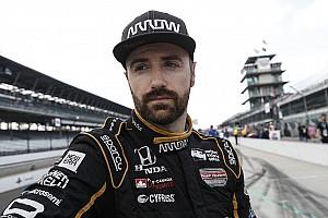 IndyCar Reaktion James Hinchcliffe: Trotz Nicht-Quali beim Indy 500 dabei?