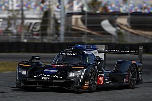 IMSA Nieuws Van der Zande en Cadillac afgeremd door BoP voor 24 uur Daytona
