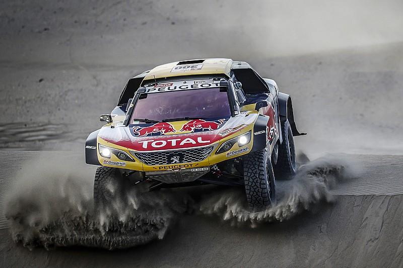 Dakar, Auto, Tappa 10: Peterhansel domina e sale 2°. Crolla Al-Attiyah