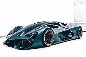 Automotive Top List El Terzo Millennio, la visión de futuro de Lamborghini