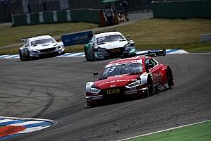 DTM Breaking news Audi can't explain Hockenheim improvement
