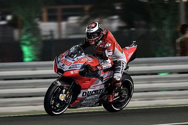 MotoGP Ultime notizie Ducati conclude che il problema ai freni di Lorenzo è stato tecnico