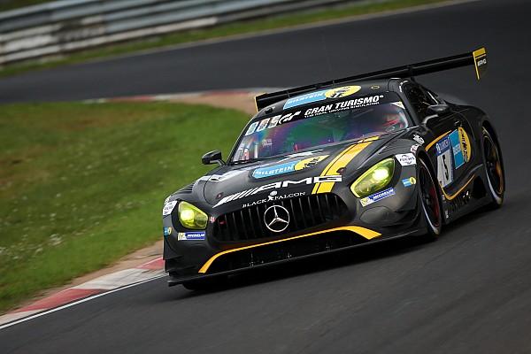 Langstrecke 24h-Qualifikationsrennen: Mercedes setzt sich knapp gegen BMW durch