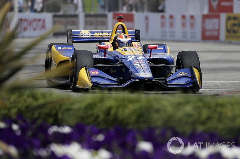 Le point IndyCar - Rossi, taille patron