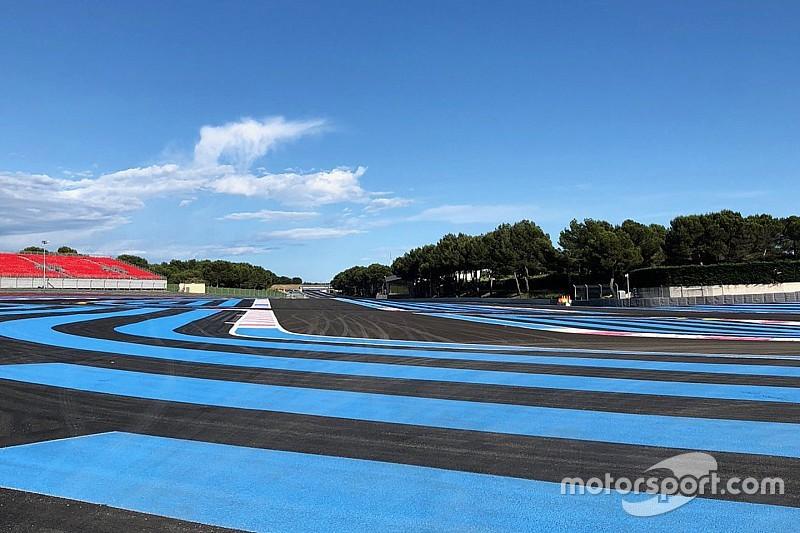 Paul Ricard tendrá dos zonas DRS para el GP de Francia