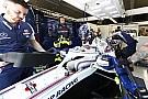 Formule 1 Sirotkin enfin à l'aise dans son baquet