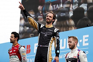 Formula E Breaking news Vergne hails Techeetah turnaround after