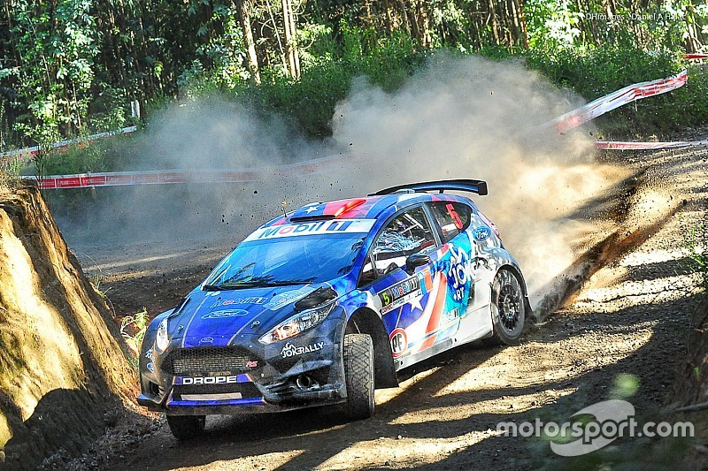 Chile WRC hopes boosted by successful candidate event