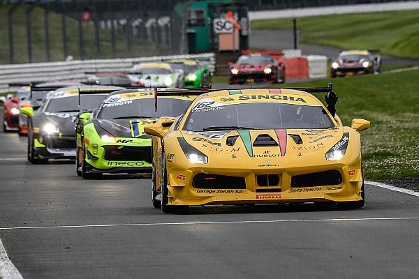 Ferrari Gara Gara 2: a Silverstone brillano Hurni, Mattsson, Nielsen e Froggatt