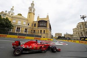 Formula 1 I più cliccati Fotogallery: terza pole position di fila per Vettel e la Ferrari a Baku