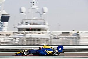 GP3 Test Test Abu Dhabi, Giorno 2: Niko Kari si conferma in vetta, Pulcini 2°