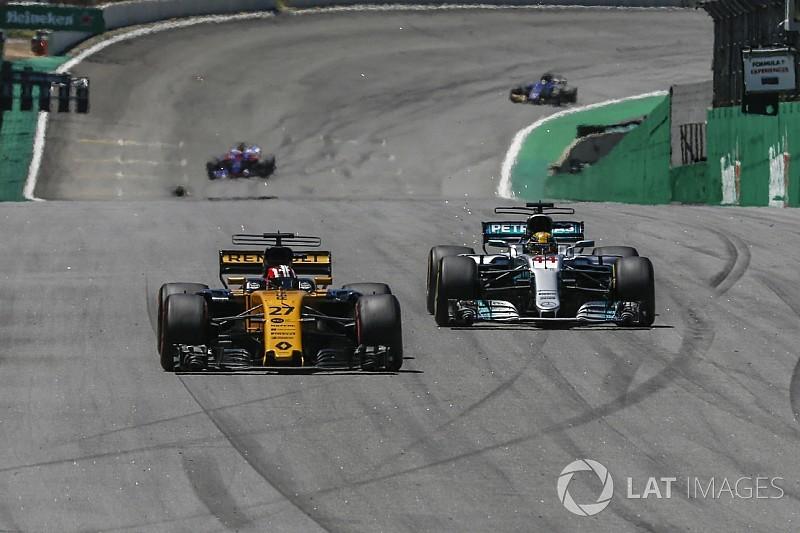 """Renault-Motor: Laut Alain Prost fehlen """"drei oder vier Zehntel"""""""