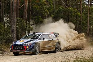 WRC Rapport d'étape ES12 à 16 - Neuville s'échappe, Meeke abandonne
