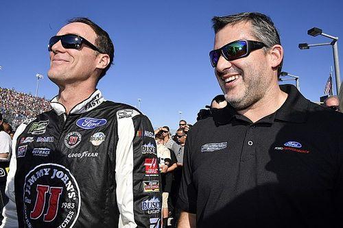 Tony Stewart talks Indy 500, Roger Penske and his SHR team