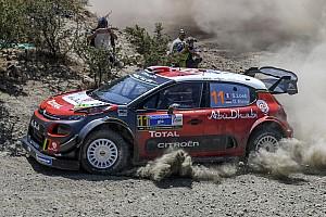 WRC Prova speciale Messico, PS11: Loeb vince la stage ed è il nuovo leader della gara!