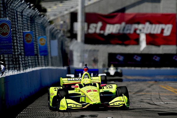 IndyCar Penske's St. Pete struggles a one-off - Pagenaud