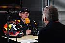 Max Verstappen assina contrato com TV holandesa