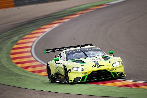 La nouvelle Aston Martin Vantage dépasse les 20'000 km