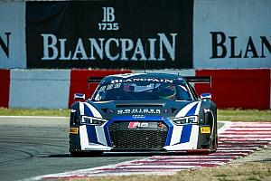 Blancpain Sprint Raceverslag Blancpain Zolder: Schothorst en Van der Linde winnen hoofdrace