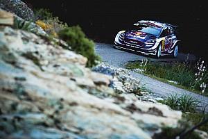 WRC Laporan leg WRC Corsica: Tampil dominan, Ogier sabet kemenangan