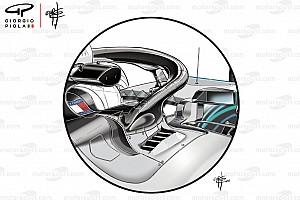 Formule 1 Analyse Tech analyse: Kan Mercedes problemen met koeling vermijden?