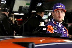 NASCAR Cup Breaking news Hamlin says
