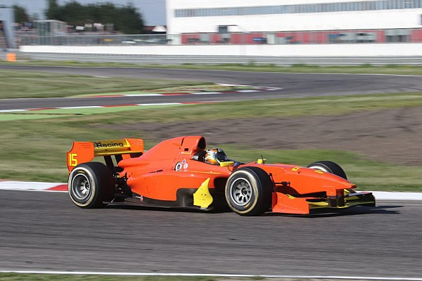Auto GP Adria Auto GP: Double podium for Raghunathan on debut