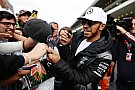 Formula 1 Hamilton popularity reaching Schumacher levels