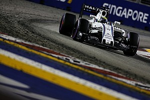 Formula 1 Special feature Massa column: Battling through Williams' most feared track