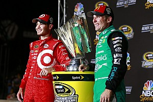NASCAR Cup Interview Both Chip Ganassi cars make the Chase: