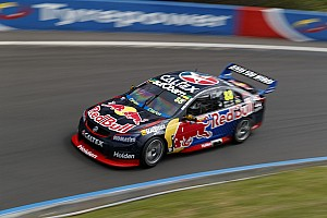 Supercars Practice report Bathurst 1000: Polesitter Whincup tops warm-up
