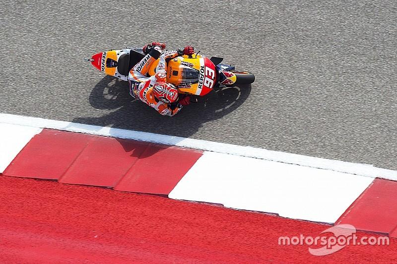 FP3 MotoGP Austin: Marquez kembali jadi yang tercepat