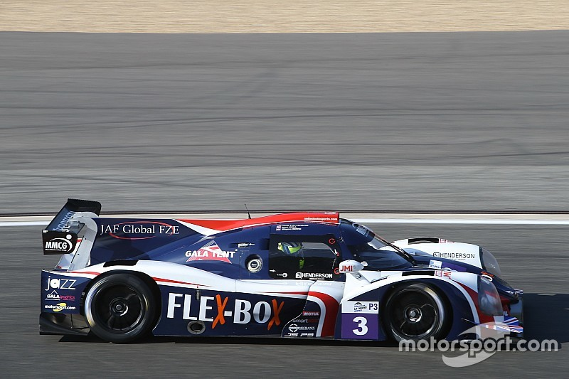 ELMS LMP3 champions United Autosports aim to go out on a high